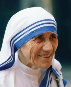Mẹ Thánh Têrêsa Calcutta (04/09)