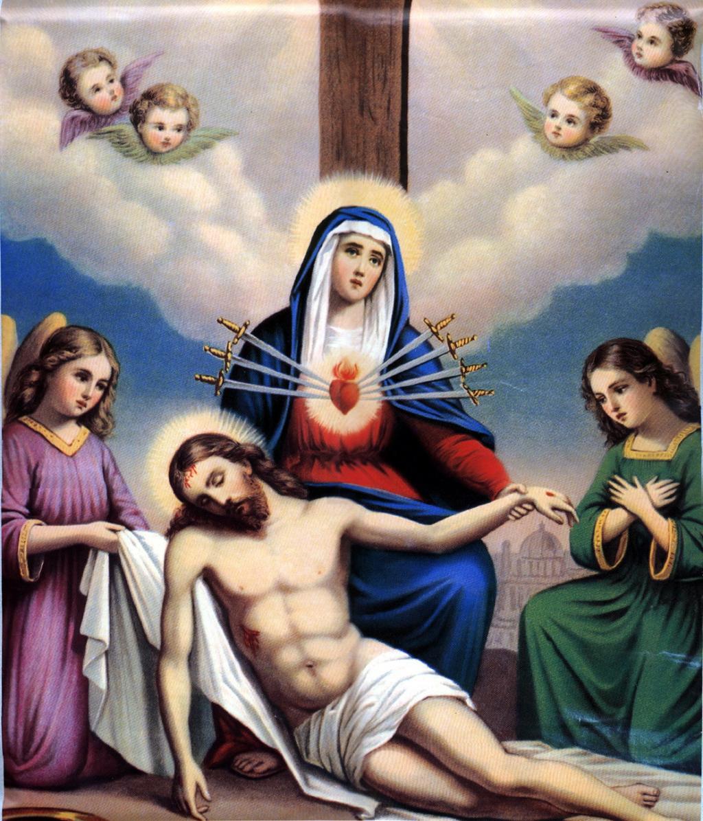 Đức Mẹ Sầu Bi (15/09)SỰ THỐNG KHỔ CỦA MỘT NGƯỜI MẸ