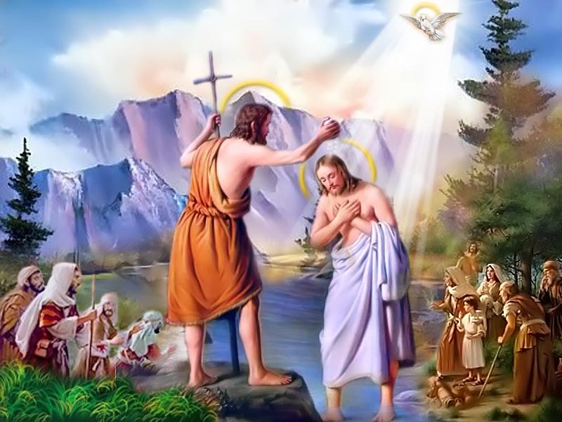 Tim  hiểu Tin Mừng CN 1 TN C - Chúa Giêsu chịu Phép Rửa / C / Giuse Luca