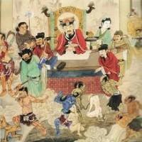 (6): Xin Đại Vương đình Lại một đêm