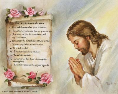 Bài 52b: ĐIỀU RĂN I: THỜ PHƯỢNG VÀ KÍNH MẾN THIÊN CHÚA