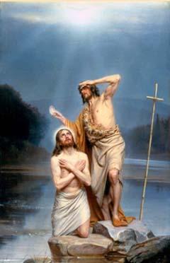 Chia sẻ Tin Mừng CN Chúa Giê-su chịu phép rửa (LM FX Vũ Phan Long)