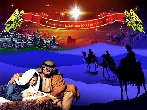 TH&TH TM Lễ Mừng Chúa Giáng Sinh - C (25/12) / Giuse Luca