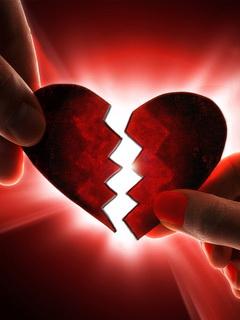 Vỡ trái tim