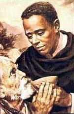 Kính Thánh Martin de porres (03/11)Tướng tiên phong đức Bác ái Kyto Giáo .