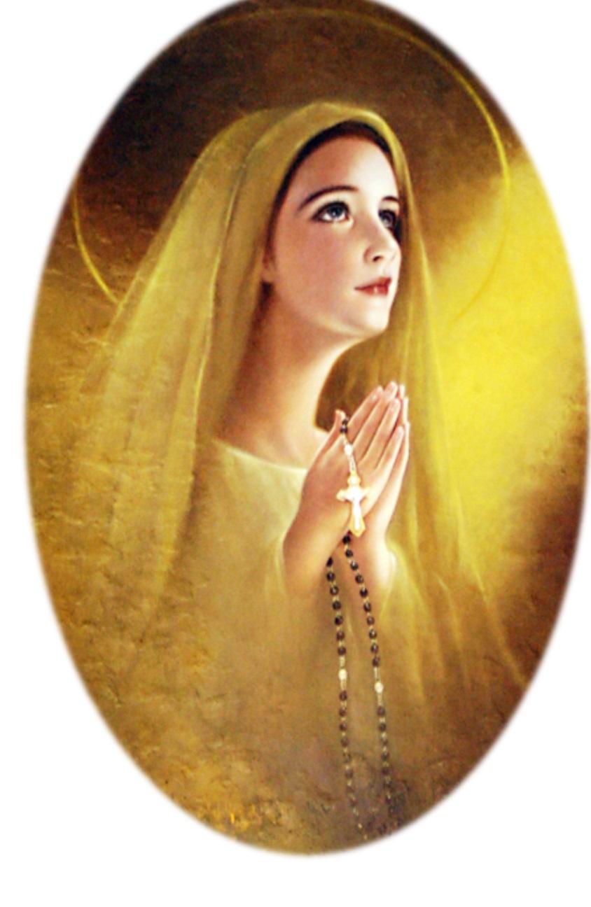 Lời Than Thở với Mẹ Maria tháng 10/2015