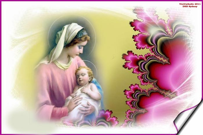Ngày Hai Mươi Bảy, Hai Mươi Tám / Trong tháng 05 / Kính Đức Mẹ