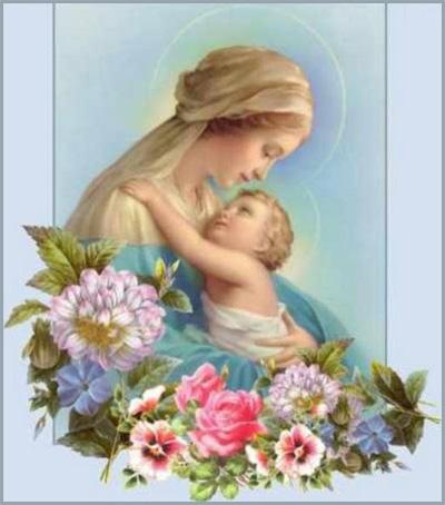 Ngày Hai Mươi Ba, Hai Mươi Bốn / Trong tháng 05 / kính Đức Mẹ
