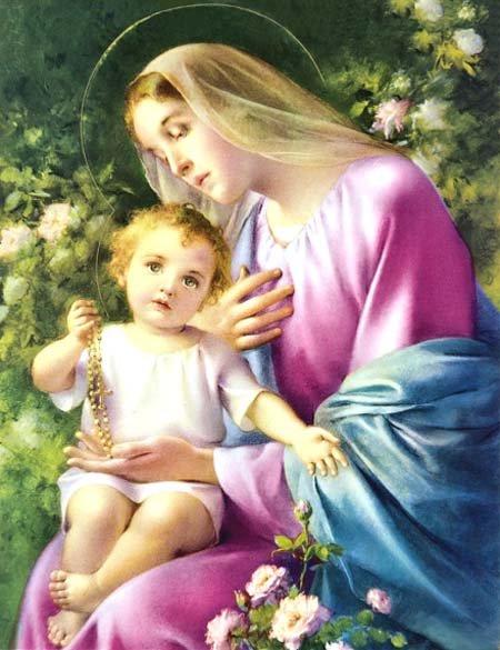 Ngày Ba Mươi Mốt / Trong tháng 05 / Kính Đức Mẹ