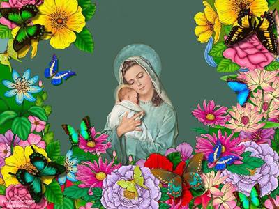 Ngày mười bảy, mười tám / Trong tháng 05 / Kính Đức Mẹ