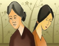 12. Học Làm Mẹ Chồng, Nàng Dâu