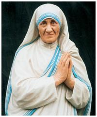Lễ Phong Thánh cho Mẹ Têrêsa Calcutta