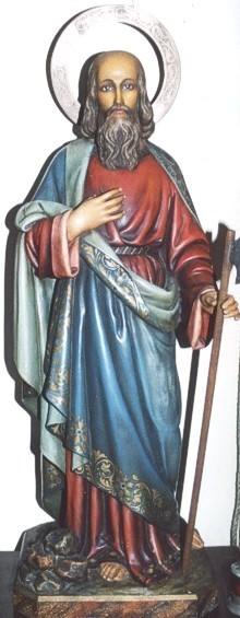 Kính Thánh Quan Thầy Matthias /Tông đồ (14/05)