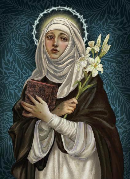 Thánh Catarina Siena (29/04)