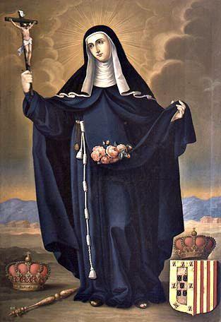 Thánh Nữ Elizabeth (17/11)