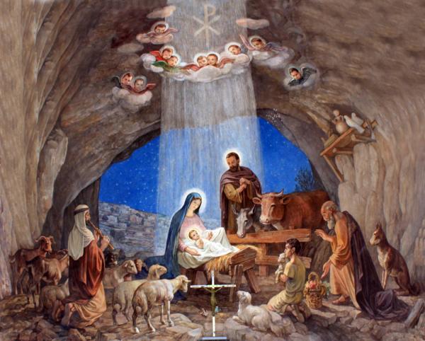 Bài Chia Sẻ Tin Mừng Lễ Đức Maria - Mẹ Thiên Chúa B