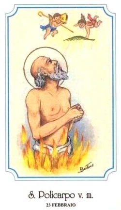 Thánh Pôlycarpô - Giám Mục (23/02)