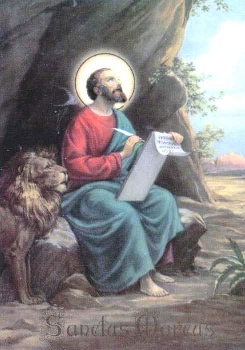 Lễ Thánh Marcô Thánh Sử (25/04)