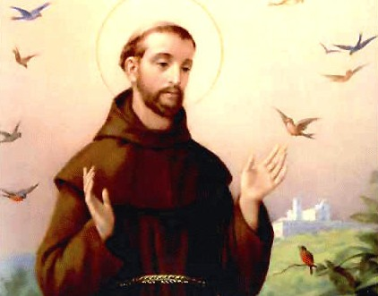 Lễ kính Thánh Phan-xi-cô Assisi (04/10)