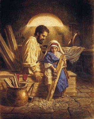 Suy niệm ngắn về Thánh Giuse Thợ (1/05)