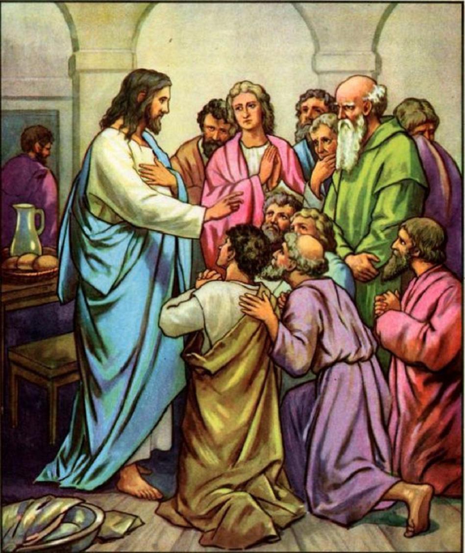 Tìm hiểu Tin Mừng CHÚA NHẬT III  PS  B / GIUSE LUCA